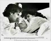 1995 Press Photo Dennis Quaid, Julia Roberts In Something To Talk About Movie