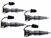 For 2004-2007 Ford F250 Super Duty Fuel Injector 78997hs 2006 2005 6.0l V8