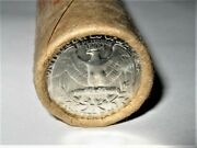 No Paypal Silver 10 Quarter Bank Roll Washington Standing Liberty Barber D And D