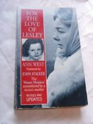 For The Love Of Lesley Moors Murders Remembered By A ... By West, Ann Paperback