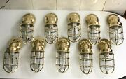 Victorian Style Home Wall Decoration Brass Wall Sconce American Light Lot Of 10