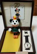 Disney Celluloid Dolls Commemorating The 70th Anniversary Of Their Birth Watch