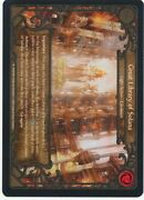 Great Library Of Solana - Mon000 - Fabled Cold Foil 1st Edition Near Mint