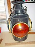 Vintage Cnr Piper Montreal Canadian Pacific Railway Switch Signal Lantern