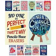 Growth Mindset Posters For Middle And High School Classroom Decorations – Set