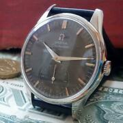 Luxury Brands Omega/men's Watches/antiques/smosseco/black