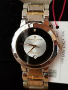 Ultra Rare The Best Material K18 Pure Gold Solid Crown Watch With Diamond