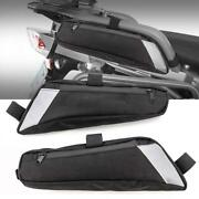 For Bmw R1200gs Lc R1250gs Adventure Motorcycle Box Side Bag Luggage Rack Bag X1