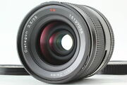 [top Mint] Contax Carl Zeiss Distagon T 55mm F/3.5 Lens For 645 From Japan