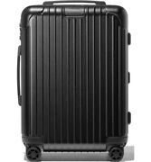 New Rimowa Essential Cabin Carry On Suitcase Matte Black