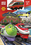 Chuggington Delivery Dash At The Docks + Train New Dvds