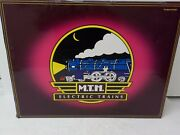 Mth 20-2237-1 Candnw E-8 Aba Diesel Locomotive Set With Ps-2 3 Pcs O Scale Nib