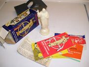 1950s Antique Automobile Nos Dash Jesus Highway Guide Vintage Ford Chevy Hot Rod