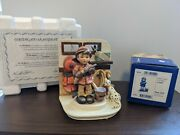 Hummel 1st Issue Fire Fighter 2030 And Scape To The Rescue - Mint With Boxes