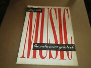 Metronome Magazine Yearbook Jazz 1954, Big 99 Pages