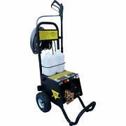 Cam Spray Electric Cold Water Pressure Washer- 2700 Psi 2.5 Gpm 230v