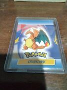 Charizard Pop Up Card 8/10 Ultra Rare Card From The 90s