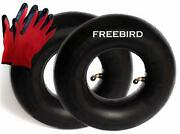 2 Pack Of 4.103.504 Replacement Inner Tubes For 10 Pneumatic Tires With Angle