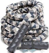 Nordic Lifting Battle Rope For Crossfit And Undulation Training - W/anchor Kit For