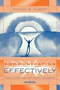Communicating Effectively By Michael Gilbert
