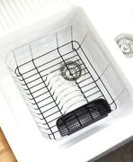 In Sink Dish Rack Kitchen Drying Dish Drainer