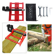 Vertical Chainsaw Mill Steel Wood Timer Lumber Cutting Guide For Carpenters
