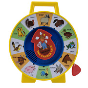 Mattel See 'n Say The Farmer Says Farm Animal Sounds With Pull Rope