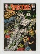 The Spectre 1 Vf/nm, Murphy Anderson Cvr And Art, Beautiful Black Cover, Dc 1967