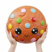 Anboor 10.2 Inches Squishies Giant Cookies Chocolate Candy Slow Rising Kawaii
