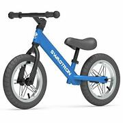 Swagtron K3 12 No-pedal Balance Bike For Kids Ages Assorted Colors Sizes