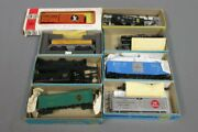 Assorted Athearn Con-cor And Accurail Ho Dummy Diesel Freight Cars And Kits [7]