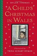 A Child's Christmas In Wales Gift Edition, Thomas 9780823438709 New-