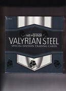Game Of Thrones Valyrain Steel Factory Sealed Trading Card Box By Rittenhouse