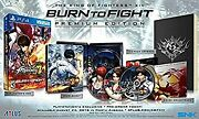 Secondhand The King Of Fighters Xiv Burn To Fight Premium Edition Playstation