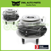 Front Wheel Bearing Hub Assembly For Ford Explorer Mercury Mountaineer 515003 X2