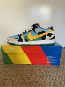 Nike Sb Dunk Low X Ben And Jerryand039s Chunky Dunky Uk7