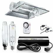 Light Digital Dimmable Hps Mh Grow Light System For Plants With Xl Air Cooled...