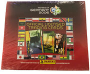 2006 Panini World Cup Box Official Licensed Trading Card Germany