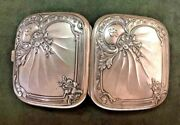 Cigarette Case. Germany. 1914 Year.