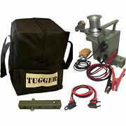 Endurance Marine Tugger 2 Portable 12 Volt Dc Capstan Winch - With Moving