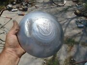 Willys Hubcap - Wheel Cover 6 3/4 Id Mount Hole Vintage