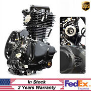 New Engine Motor 350cc 4 Stroke Max. 13.5kw Fit Most Chinese 3 Wheel Motorcycle