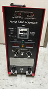 Power Products C-25 Alpha Charger