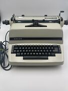 Vintage Adler Electric 21d Electric Typewriter Made In West Germany