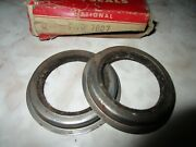 Nors Front Wheel Oil Seals 1961 1962 1963 Oldsmobile F-85 And Buick Special 579432