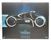 Hot Toys 1/6 Scale Mms142 Tron Legacy Sam Fynn With Light Cycle Figure