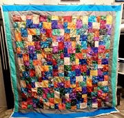 Hand Made King Size Quilts