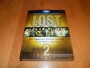 Lost The Complete Second Season 2 Second Tv Series Blu-ray Disc Set Sealed New