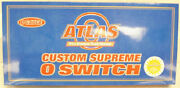 Atlas 6071 O54 Nickel Silver Right Hand Remote Switch Turnout 10