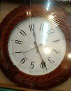 Wooden Clock Hanging Clock Best Collectible Home Décor Gift For Christmas